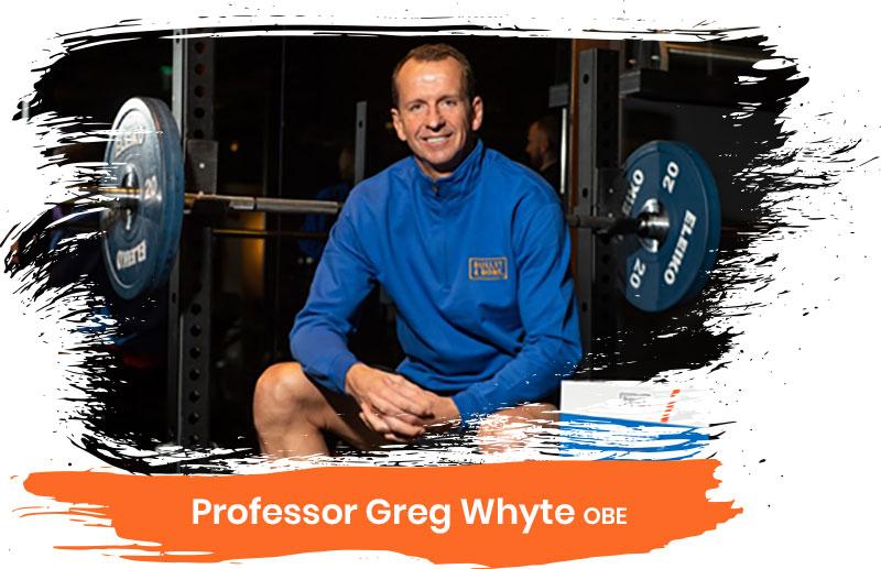 Greg Whyte