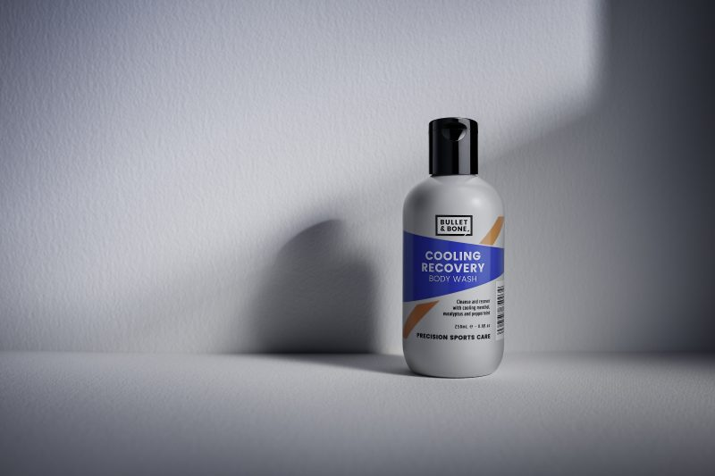 BULLET AND BONE COOLING RECOVERY BODY WASH